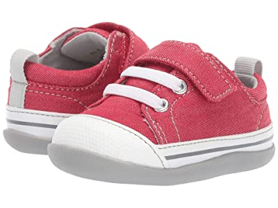 See Kai Run Kids Stevie II (Infant/Toddler) (Red/Grey) Boy