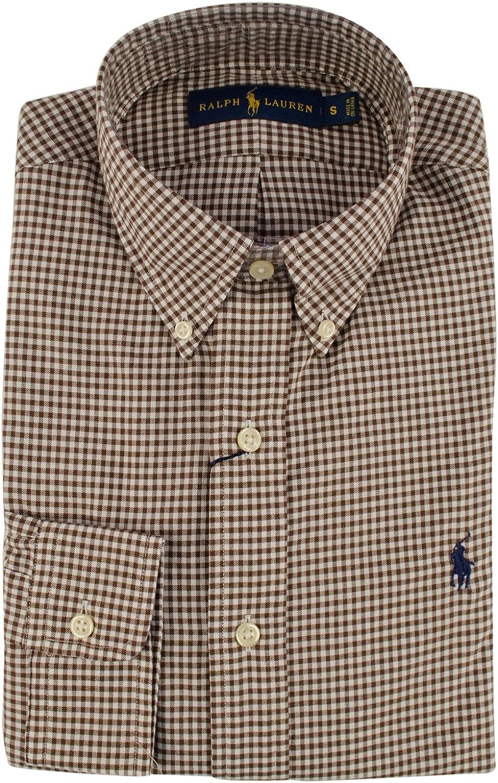 Polo Ralph Lauren Men's Standard-Fit Gingham Twill Shirt