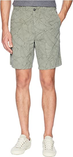 Siman 2 - D Palm Leaf Shorts
