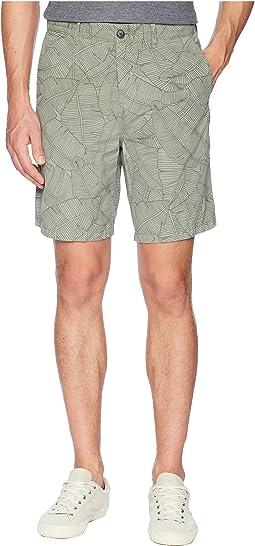 BOSS Orange - Siman 2 - D Palm Leaf Shorts