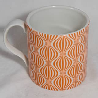 Jonathan Adler Happy Chic Mug, Orange