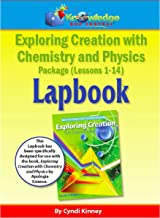 Apologia Exploring Creation with Chemistry and Physics - Lessons 1-14 Lapbook Package