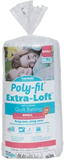 Fairfield X45B Bonded Polyester Batting Crib, 45