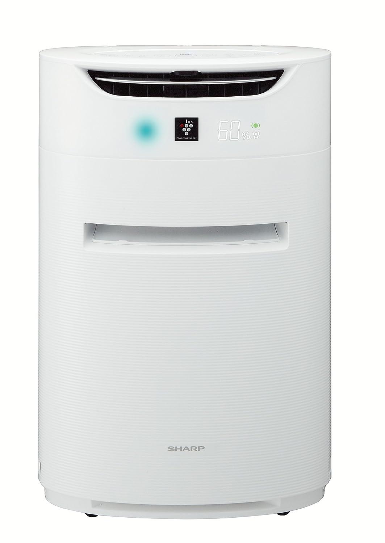 シャープ 加湿空気清浄機 プラズマクラスター25000搭載 ホワイト系 KI-DX70-W