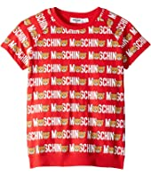 Moschino Kids - Logo T-Shirt (Little Kids/Big Kids)