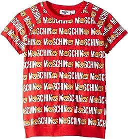 bf7b0d50dfef Girls Moschino Kids Clothing + FREE SHIPPING | Zappos.com