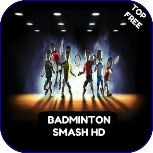 Badminton Smash HD