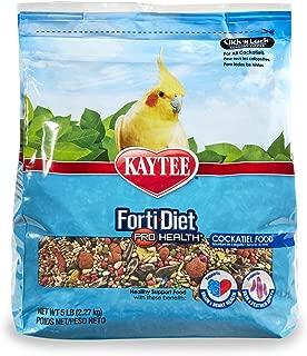 Kaytee Forti-Diet Cockatiel Food