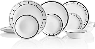 corelle black and white patterns