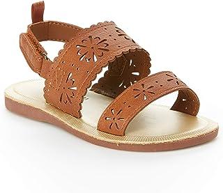 OshKosh B'Gosh Kids Aditi Girl's Floral Cut-Out Sandal