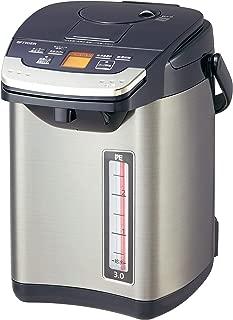 TIGER 虎牌 电热水壶 3L 无蒸汽 接电 VE 保温 PIG-S300-K