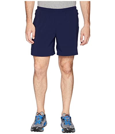 Brooks Sherpa 7 2-in-1 Shorts (Navy) Men