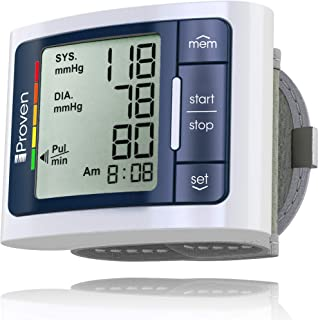 iProvèn Wrist Blood Pressure Monitor Watch – Digital Home Blood Pressure Meter..