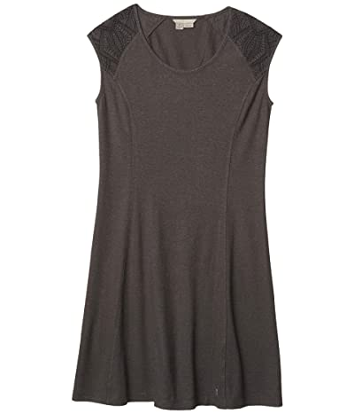 Royal Robbins Flynn Scoop Neck Dress (Asphalt) Women