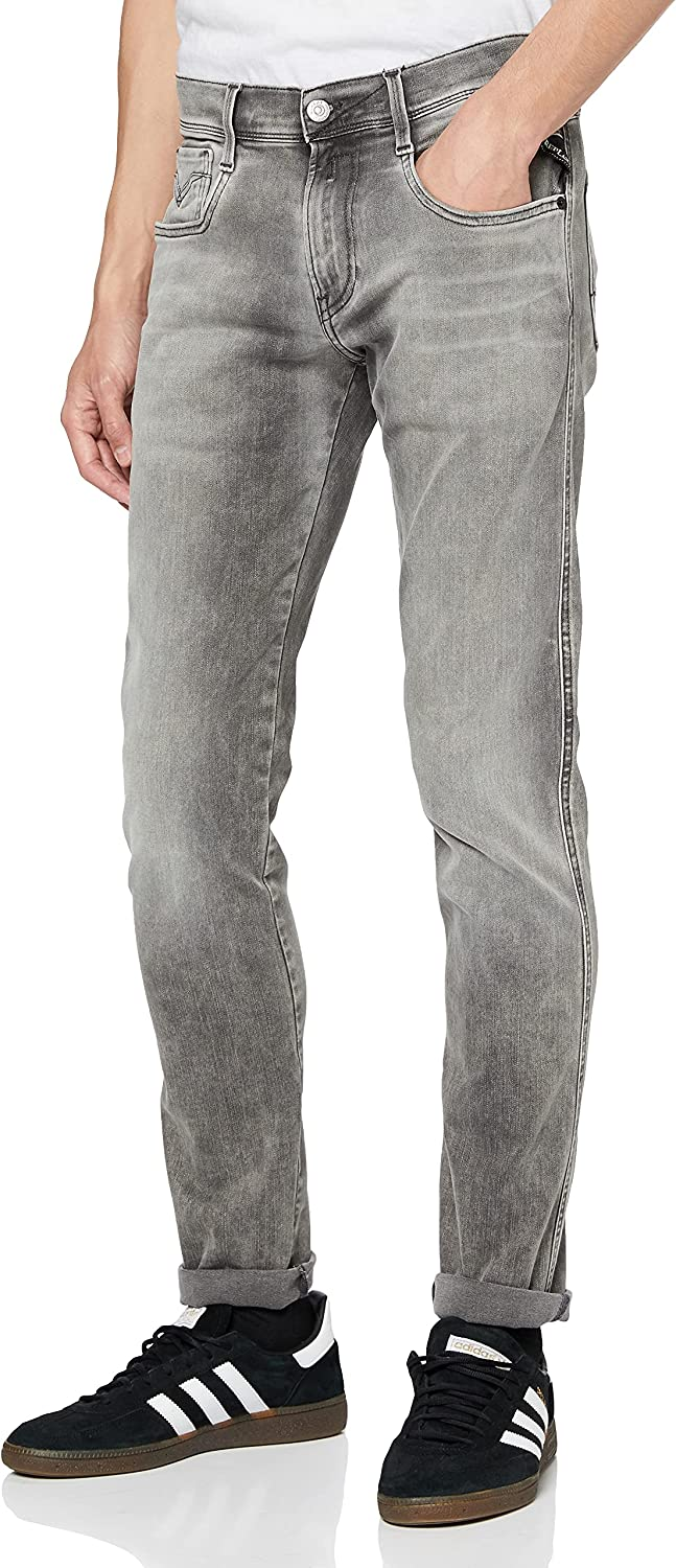 Replay Mens Phoenix Mall Anbass Hyperflex in Light Limited Special Price Jean Grey