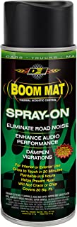 Design Engineering 050220 Boom Mat Spray-on Sound Deadening to Reduce Unwanted Road Noise and Vibration