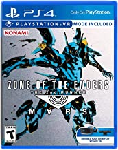 zone of the enders ps4 vr