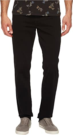 Lucky Brand - 121 Heritage Slim in Black Coal