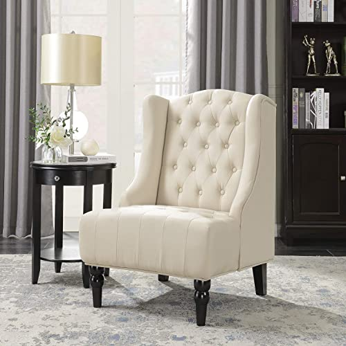 High Back Wing Chair Amazon Com