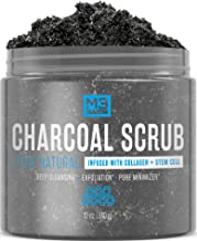 Best activated charcoal foot scrub Reviews