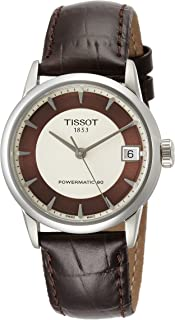 T-Classic Luxury Automatic Ladies Watch T0862071626100