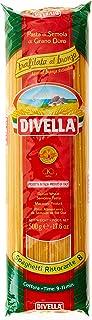 Massa Divella Nº 08B Spaghetti Bronzo