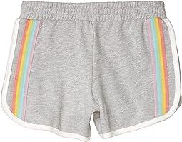 Long Live Love Navy Dolphin Shorts (Toddler/Little Kids/Big Kids)