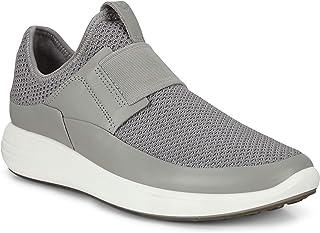 حذاء رياضي نسائي ناعم بدون رباط 7 Runner من ECCO ، تصميم Wild Doveconcrete