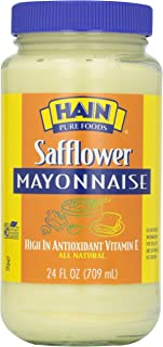 Hain Mayo Safflower 24 Oz