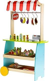 TookyToyUS - Wooden House Set (Kiosk Set)