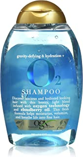 OGX Anti,Gravity and Hydration O2 Shampoo 13oz, 385 ml