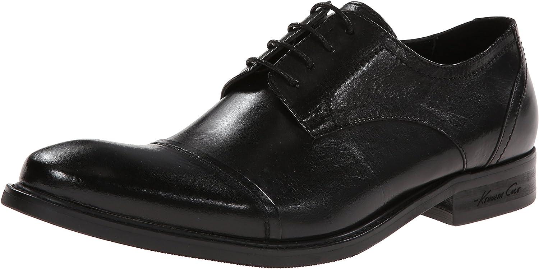 Kenneth Cole New York Men's Mason Jar Leather Oxford