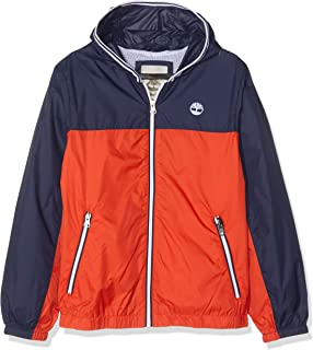 Timberland Kids Hooded Windbreaker