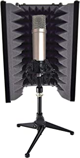 Pyle Sound Isolation Recording Booth Shield - 2