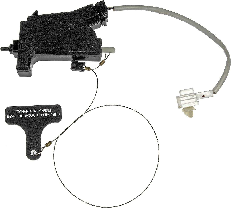 Sales results No. 1 Dorman 759-491 Fuel Filler Actuator Lock Super sale Door