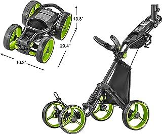 golf cart width