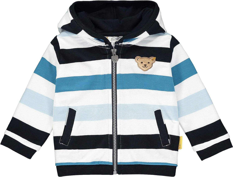 Steiff Baby Boys Sweatjacke Track Jacket