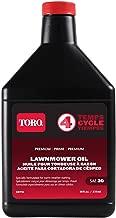 Best toro recycler engine oil Reviews