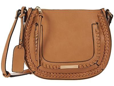 SOLE / SOCIETY Dayla Crossbody (Camel 2) Handbags