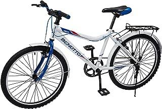 Benotto Bicicleta Strega MTB Acero R24 1V Hombre Frenos V