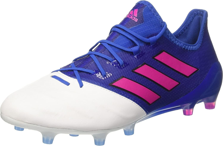 Adidas Ace 17.1 Leather Fg, Sautope da Calcio Uomo