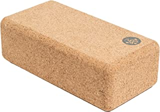 Manduka Lean Cork Yoga Block, Cork