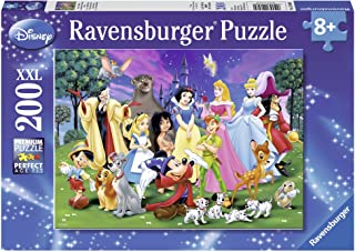 Ravensburger Disney Favourites Puzzle 200pc,Children's Puzzles