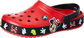 Crocs Infantil Clog FunLab, Preto (Black), Tamanho 25 BRA