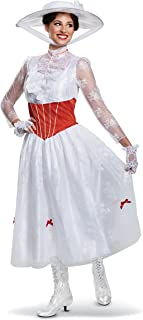Women's Mary Poppins Deluxe Adult Costume