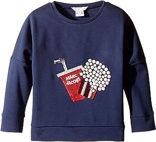 [マークジェイコブス] Little Marc Jacobs レディース Fancy Milano Sweater (Toddler) トップス [並行輸入品]