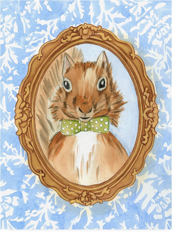 Trademark Fine Art WAG16413-C1824GG Teachers Ranking TOP11 Pet Cha by Squirrel Cheap mail order shopping