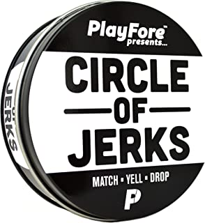 Circle Of Jerks - The Party Card Game For Inappropriate Adults