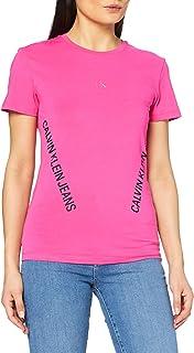 Calvin Klein Stretch Innovation SS Tee Camicia Donna