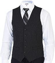 Best pinstripe suit vest Reviews